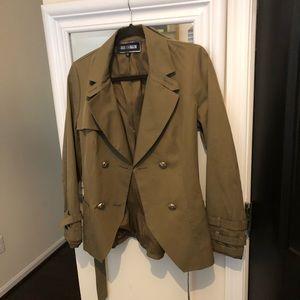 Georges Rech Military cut coat